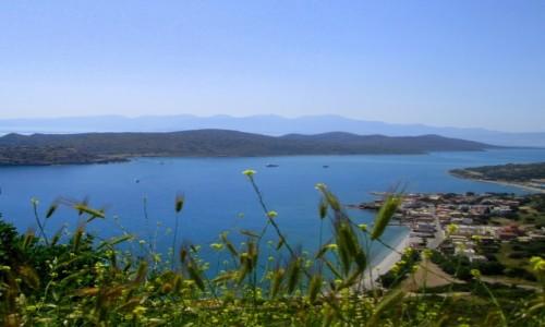 Zdjęcie GRECJA / Kreta Wschodnia / okolice Plaka / Cudna zatoka Mirabello