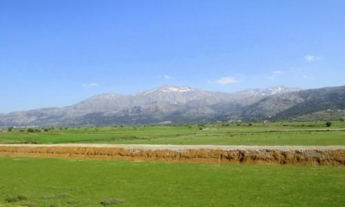 Zdjęcie GRECJA / Kreta Wschodnia / Oros Dikti / Widok na góry z płaskowyżu