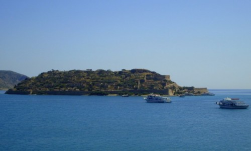 Zdjęcie GRECJA / Kreta Wschodnia / Plaka / Spinalonga