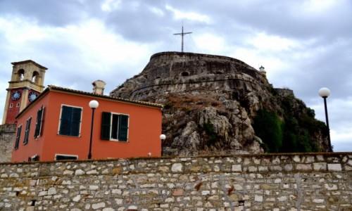Zdjęcie GRECJA / Korfu miasto / Korfu wyspa / Stara twierdza