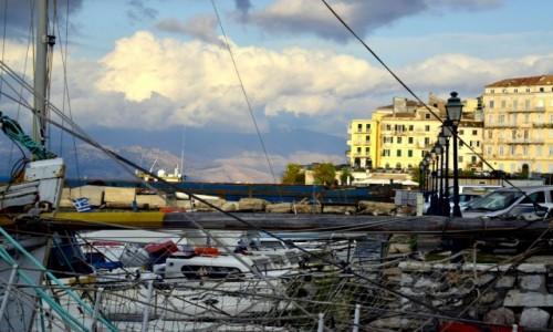 Zdjęcie GRECJA / xxx / Wyspa Korfu / Plątanina sieci