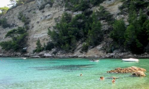 Zdjecie GRECJA / Sporady Północne / Alonissos / Zanurzyć się w szmaragdach