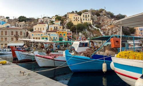 GRECJA / . / Symi / .