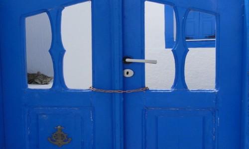 Zdjęcie GRECJA / Santorini / Thirasia / Wspomnienie z Santorini.