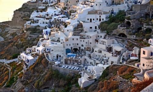 Zdjecie GRECJA / - / Santotini / Santorini
