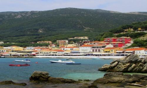 Zdjęcie GRECJA / Epir / Parga / Jeszcze jedno spojrzenie na Pargę