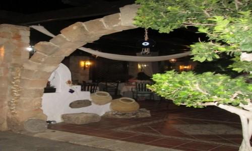 Zdjęcie GRECJA / Rodos / okolice Pefkos / W greckim stylu