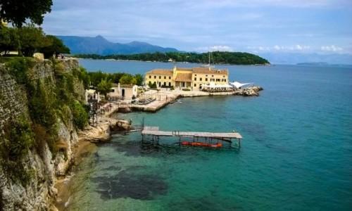 GRECJA / corfu / Corfu miasto / Corfu miasto