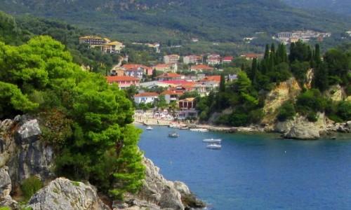 Zdjęcie GRECJA / Epir / Parga / Parga od drugiej strony
