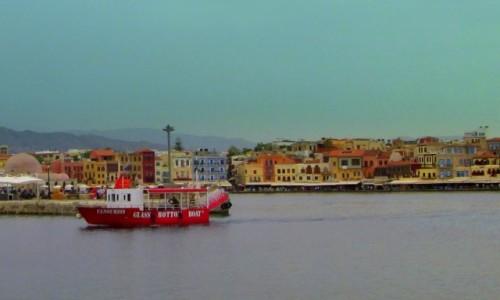 GRECJA / Kreta Zachodnia / Chania / Chania w kolorach