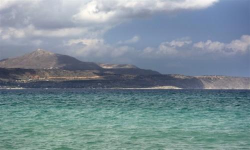 Zdjecie GRECJA / Kreta / Kalives / kolory Krety