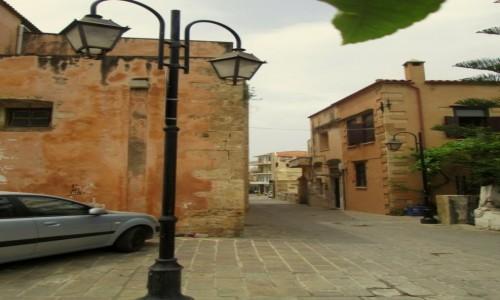 Zdjecie GRECJA / Kreta Zachodnia / Chania / Stara dzielnica portowa