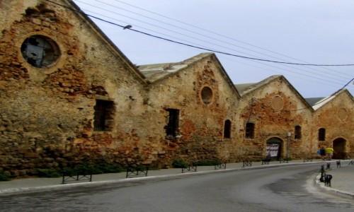 Zdjecie GRECJA / Kreta Zachodnia / Chania / Dzielnica portowa
