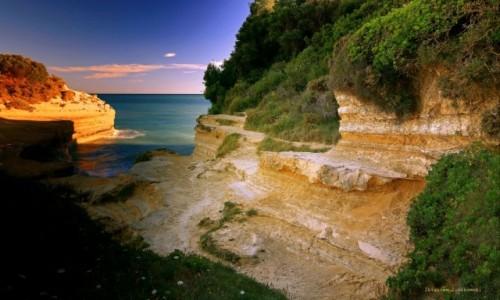 Zdjecie GRECJA / Korfu / Sidari / Canal D'Amour