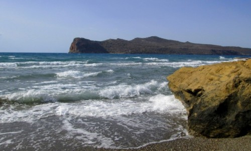 GRECJA / Kreta Zachodnia / Platanias / Wyspa św. Teodora