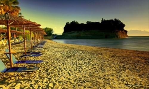 Zdjecie GRECJA / Korfu / Sidari / Sidari Beach:
