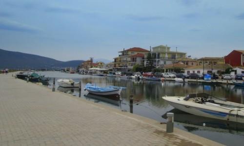 Zdjecie GRECJA / Lefkada / Lefkada Town / Spacerkiem po części portowej