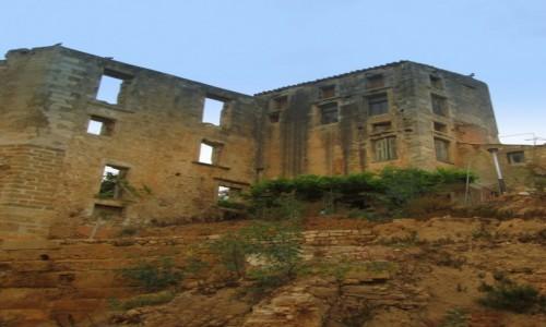 Zdjecie GRECJA / Kreta Zachodnia / Chania / Ruiny starego miasta