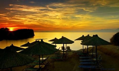 Zdjęcie GRECJA / Korfu / Sidari / Każdy wieczór jest inny!