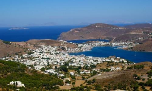 Zdjęcie GRECJA / Dodekanez / Patmos / Patmos