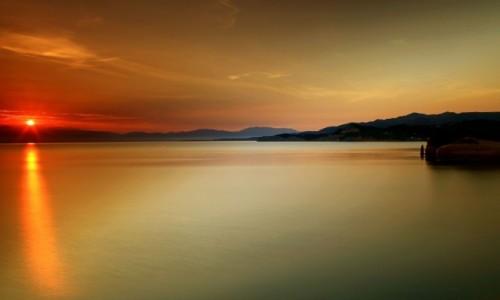 Zdjecie GRECJA / Korfu / Peroulades / Witam piękny poranek