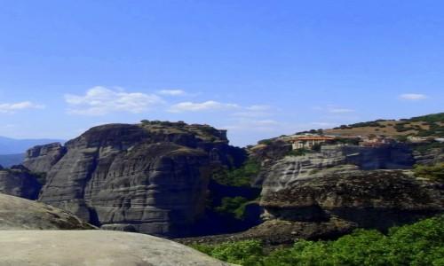 Zdjęcie GRECJA / Tesalia / Meteory / Krajobraz Meteorów