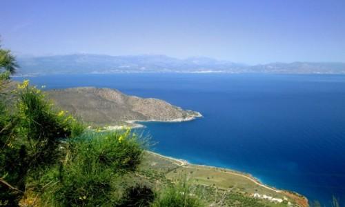 Zdjecie GRECJA / Kreta Wschodnia / okolice Sitii / W drodze do Sitii