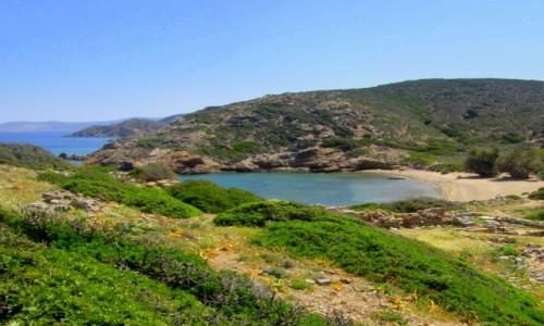 Zdjęcie GRECJA / Kreta Wschodnia / okolice Vai / Zatoka