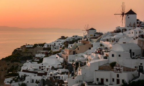 Zdjecie GRECJA / Santorini / Oia / Oia