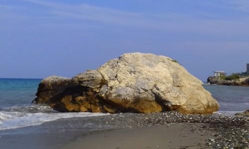 Zdjęcie GRECJA / Macedonia / Neo Pantelejmonas / Bądź jak skała