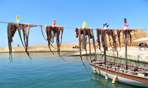 Zdjęcie GRECJA / Kreta / Chania / Chania Stary Port