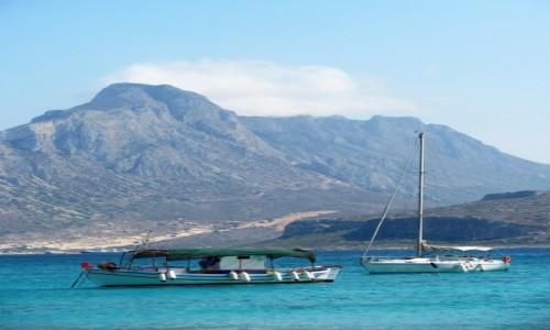 Zdjęcie GRECJA / Kreta / Gramvousa / Gramvousa