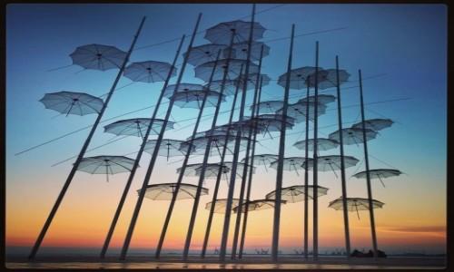 Zdjęcie GRECJA / makedonja / thesaloniki / rzeźba modern
