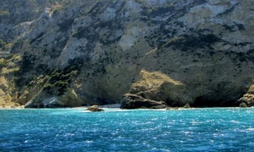 Zdjęcie GRECJA / Sporady Północne / okolice Skopelos / Płynąc na Skopelos