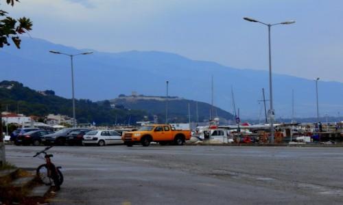 Zdjęcie GRECJA / Macedonia / Platamonas / W porcie w Platamonas