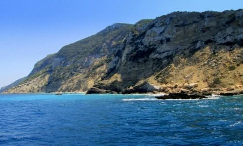 Zdjecie GRECJA / Morze Jońskie / okolice Antipaxos / Kierunek Antipaxos