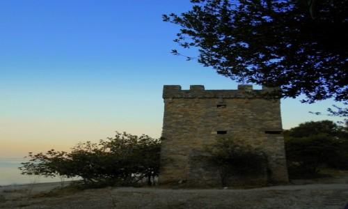 Zdjęcie GRECJA / Macedonia / Platamonas / Przy plaży