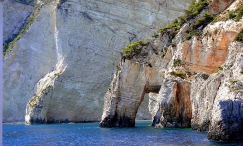 Zdjęcie GRECJA / Zakynthos / Półwysep Keri. / Wspomnienie z Zakynthos
