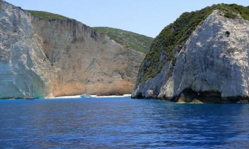Zdjęcie GRECJA / Zakynthos / okolice Zatoki Wraku / Wspomnienie z Zakynthos