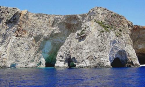Zdjęcie GRECJA / Wyspy Jońskie - Zakynthos / Półwysep Keri. / Wspomnienie z Zakynthos