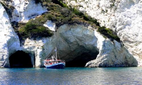 Zdjęcie GRECJA / Wyspy Jońskie - Zakynthos / U wybrzeży wyspy / Wspomnienie z Zakynthos