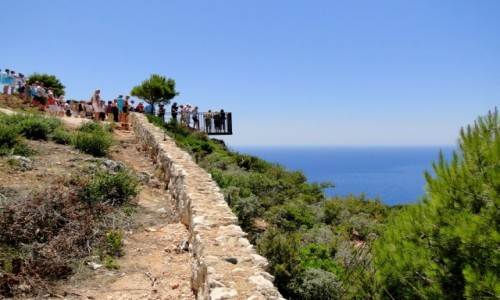 Zdjecie GRECJA / Wyspy Jońskie - Zakynthos / Nad Zatoką Wraku / Wspomnienie z Zakynthos