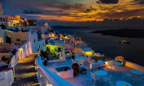 Zdjecie GRECJA / Cyklady / Thira / Santorini