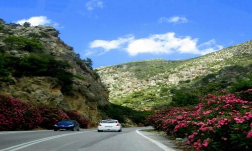 GRECJA / Kreta / w drodze do Elafonisi / * W drogę