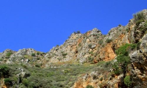 Zdjęcie GRECJA / Kreta / w drodze do Elafonisi / * Wzgórza