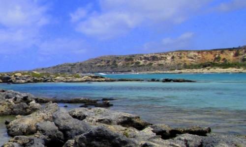 Zdjęcie GRECJA / Kreta / Elafonisi / * Odcienie błękitu