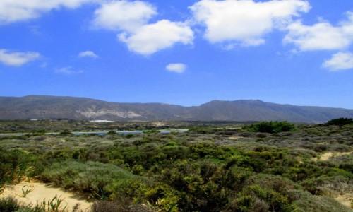 Zdjęcie GRECJA / Kreta / Elafonisi / Patrząc z jeleniej wyspy