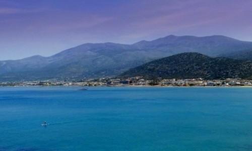 Zdjęcie GRECJA / Kreta Wschodnia / Stalida / Odcienie