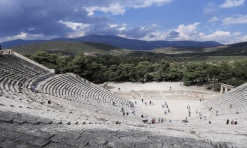 Zdjęcie GRECJA / Peloponez / Epidauros / Epidauros