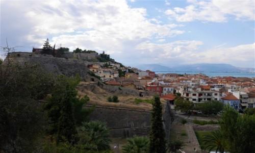 Zdjęcie GRECJA / Peloponez / Nafplion / Nafplion, pierwsza stolica nowożytnej Grecji